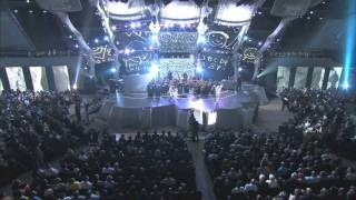 Enter The Ninja avec l'Orchestre de Johannesburg @ MTN Music Awards - 21/05/11