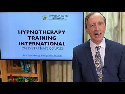 Online Medical Hypnotherapy Course!