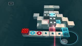 Death Squared : Level 31-40 Walkthrough {Gameplay / ios}