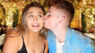 DATING My BEST FRIEND For 24 Hours! ft. Infinite Lists - Challenge