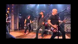 "Anthrax ""The Devil You Know"" Live #RockNroll"