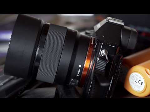 Awesome Budget 50mm E-mount lens Review -Sony 50mm f1.8 Full Frame Sony A7, Sony A6300