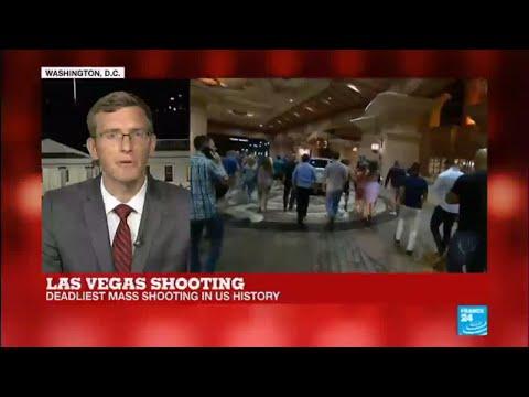 Las Vegas shooting: Deadliest mass shooting in US history