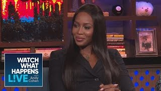 Do Naomi Campbell And Rihanna Have Beef? | WWHL