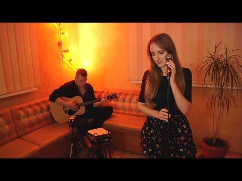 НеАнгелы - Роман (кавер/cover под гитару Аня и Максим Матющенко)