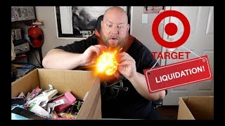 I bought another $58 TARGET Novelty & Tech Customer Return & Overstock Liquidation Mystery Box