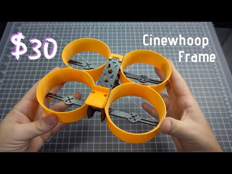 $30 Cinewhoop Frame