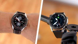 Test: Samsung Galaxy Watch 3 - mein Fazit nach 1 Woche | deutsch
