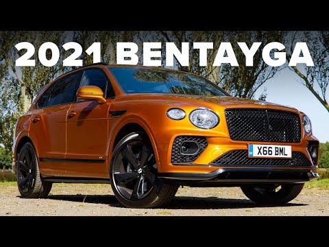 NEW Bentley Bentayga 2021: Road Review   Carfection 4K