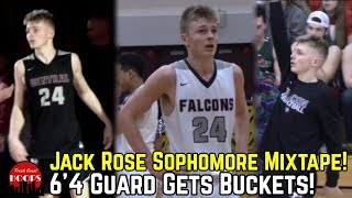 Jack Rose Is A Natural Scorer! *OFFICIAL* Sophomore Mixtape!