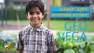 Camp ANV Success Story: Geo Vega