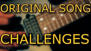 Original Song - CHALLENGES [ Metal, Metalcore]