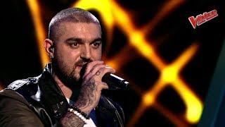 Tomáš Berky - Queen : Don't Stop Me Now   The Voice Česko Slovensko 2019