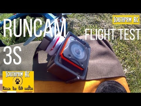 runcam-3s-camera-flight-test-and-audio-test-2019