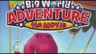 Barney - Big World Adventure