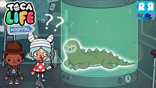 Secret Lab Mysterious Animal - Toca Life: Hospital