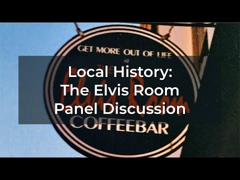 Local History Panel: The Elvis Room