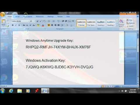 Windows 7 Home Premium Key Download Lyrics Mp3 and Mp4 ...