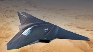 This Is What 6th Generation Fighters Will Look Like