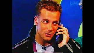 5ive - Live & Kicking Interview for Until The Time Is Through [HD]