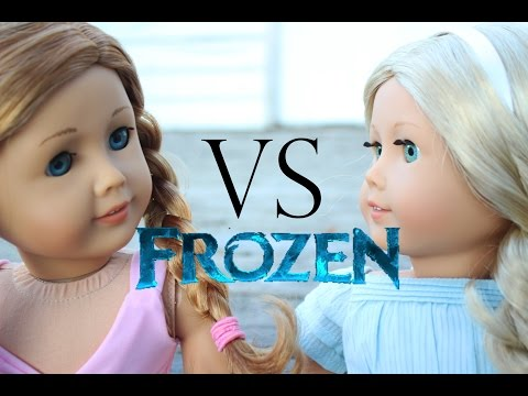 Anna and Elsa~ AGSM