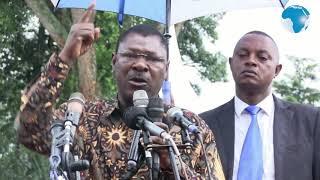 Leaders from the Western region on BBI and Punguza Mizigo