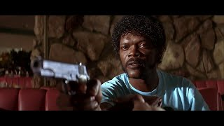 Ezekiel 25:17 - Pulp Fiction