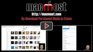 Re-Download Purchased Music in iTunes (#1451)