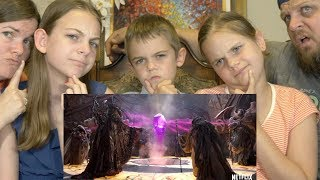 THE DARK CRYSTAL AGE OF RESISTANCE REACTION