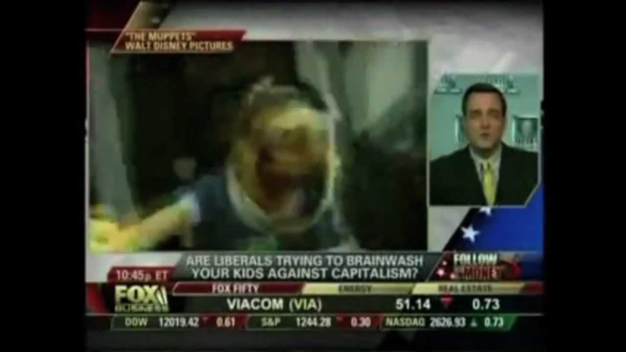Muppets Liberal Bias Brainwashing Kids - Fox thumbnail