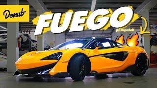 El McLaren 600LT del 2019 es El Super Carro más Rápido y Barato de McLaren