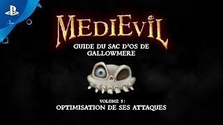 MediEvil | Guide du sac d'os de Gallowmere - Vol. 3 : Optimisation de ses attaques | Exclu PS4