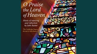 Now Thank We All Our God (arr. J. Rutter for choir and chamber ensemble)