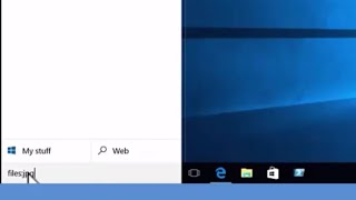 How to Quickly Search for Only Certain File Types on Windows 10