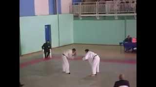 preview picture of video 'Youcef Benbekhti Judo Oran Gambetta'