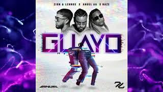Zion Y Lennox Feat. Anuel AA - Guayo  (Audio)