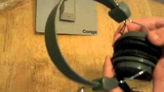 Wesc Bongo headphones Unboxing