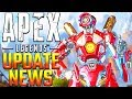 Apex Legends Season 2 Update Patch Notes! Weapon Buffs + Arc Star Nerf + New Attachments + Flyers