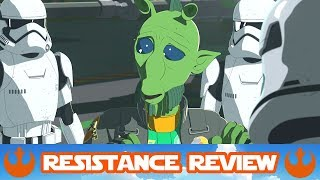 The Disappeared Review - Star Wars: Resistance