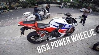 Honda CBR 600 TESTRIDE