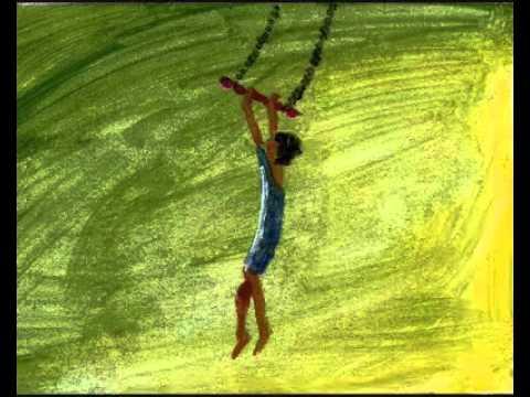 Corto animado  pintado a mano cuadro por cuadro