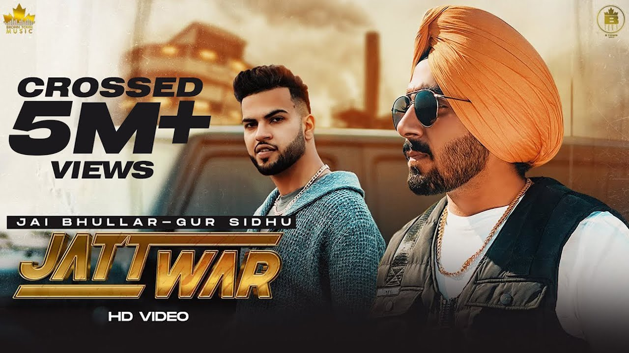 Jatt War Lyrics by Jai Bhullar