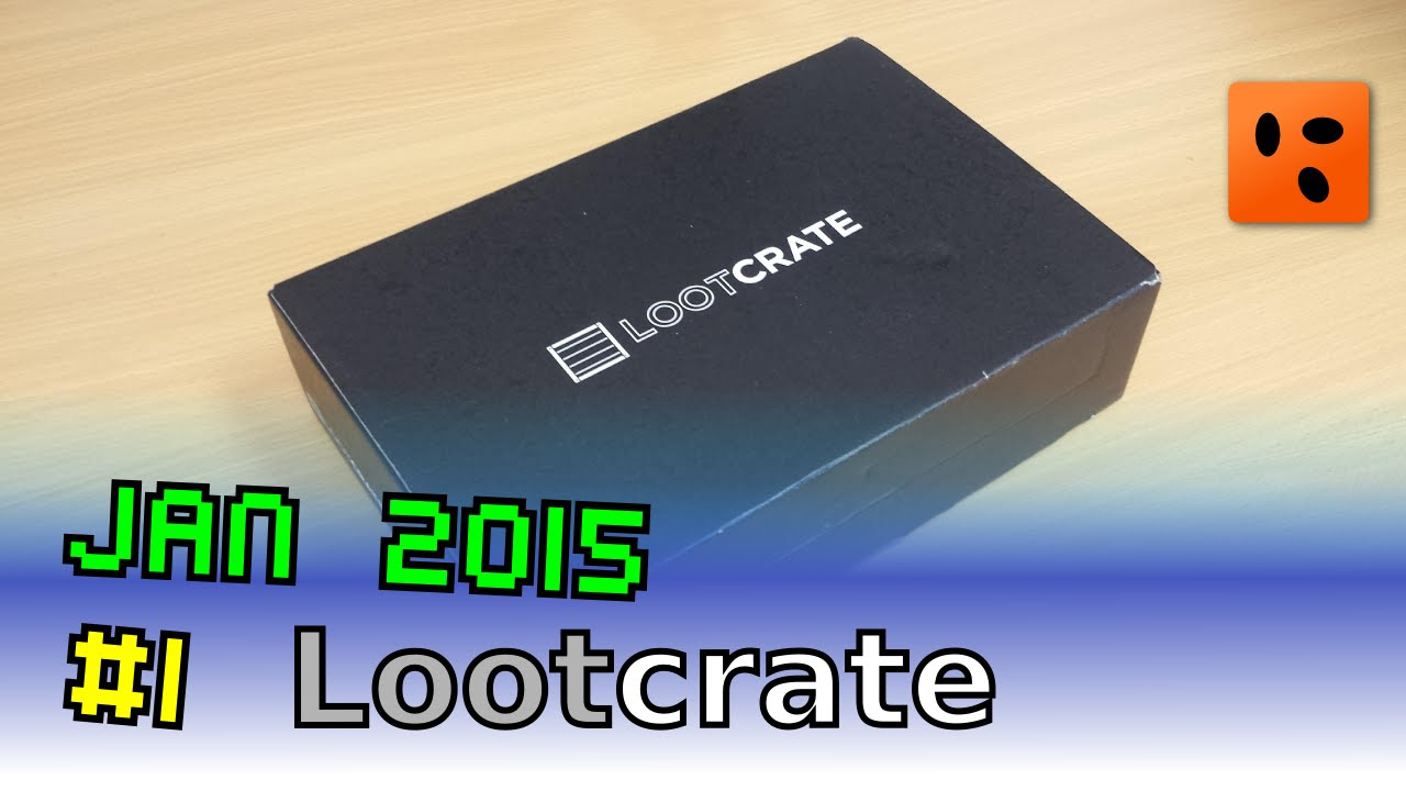 Mailbag Lootcrate | Jan 2015 – Rewind