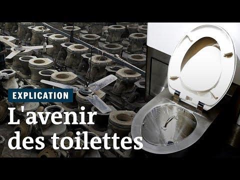 Záchody budoucnosti