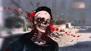 Sniper Elite V2 Stealth Kills HS (Kaiser-Friedrich Museum)1080p60Fps