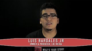 LBJ Media: What's Your Story? - Lehigh Valley Video Production