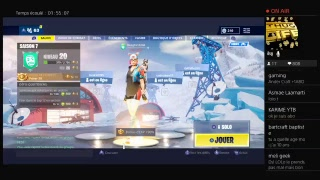 G o le top 1  SUR FORTNITE  [   LIVE DÉtENTE ]