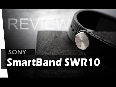 Sony Smartband SWR10 - REVIEW