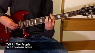Tell All The People - Guitar Tutorial