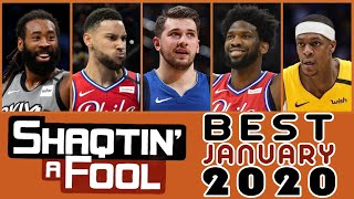Shaqtin' A Fool BEST MOMENTS of January 2020